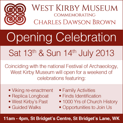 2013 Open Weekend Poster